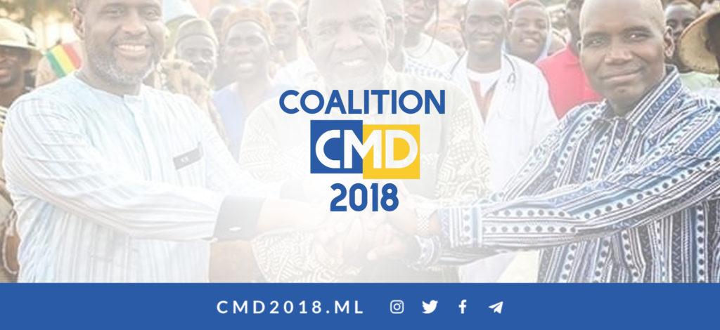 Communiqué - Discours du Dr. Cheick Modibo Diarra à la Nation